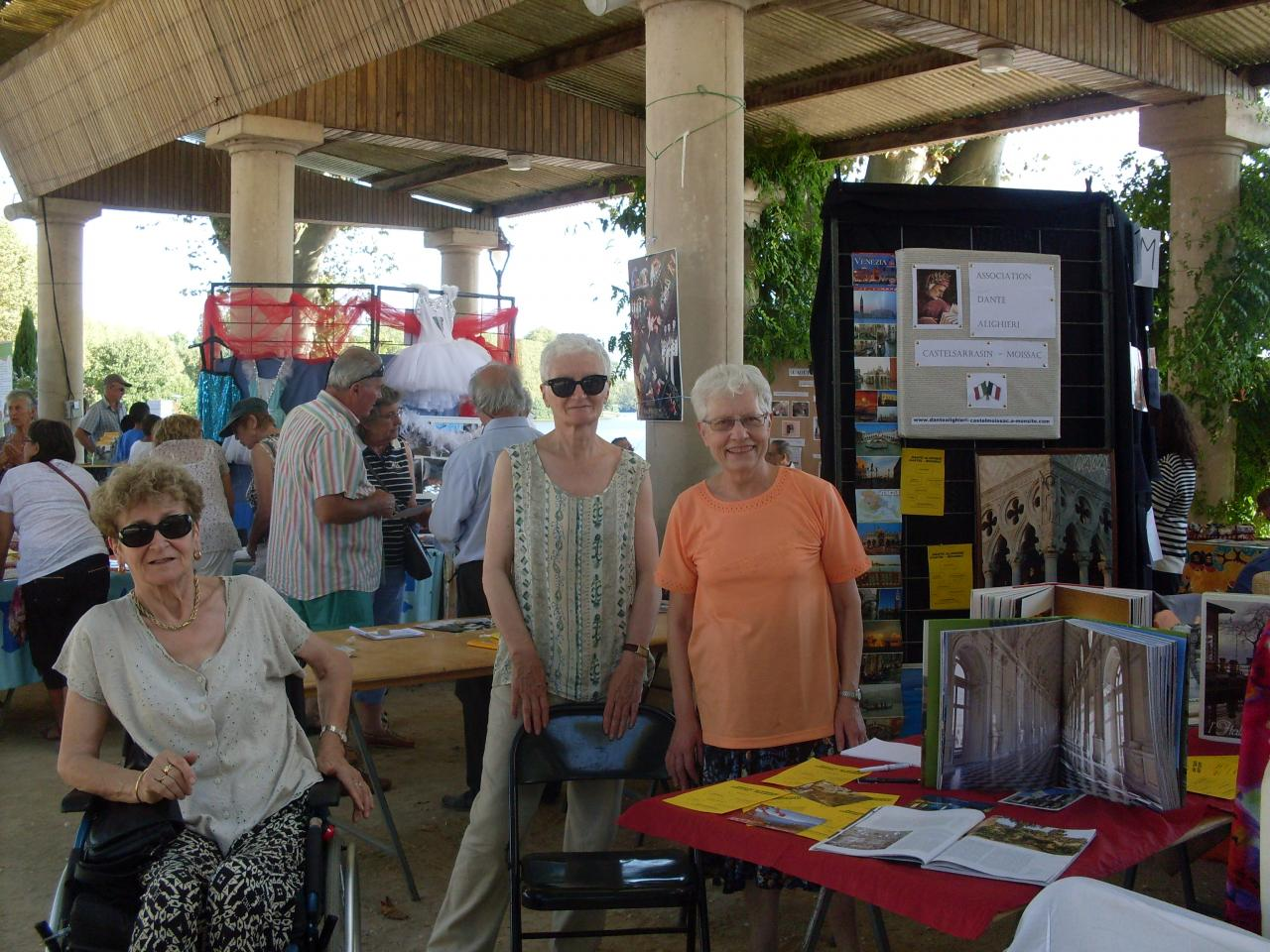 Forum des Associations 2016 - Moissac